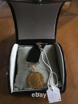 Très rare Châtelaine en or gold Louis d'Or Louis XVI 1788 AA METZ (13.4 g)