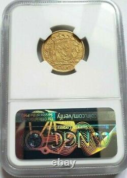 Très rare et superbe pièce de 20 francs or 1827W Charles X NGC AU55