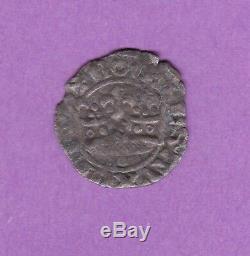 (f. 125) Bourgogne Eudes IV Double Parisis D'auxonne (tres Rare)