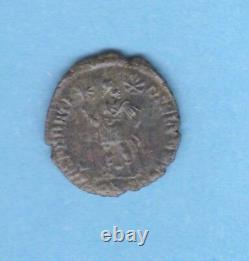 (rom. 36) Procope Majorina Ou Nummus 365-366 (très Rare)