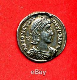(rom 53) Constantivs II 337-361 Silique (tres Rare) Sup